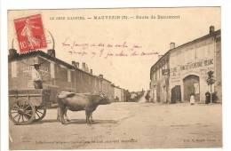 MAUVEZIN - GERS - LE GERS ILLUSTRE - ROUTE DE BEAUMONT - ATTELAGE - ANIMATION - Sonstige Gemeinden