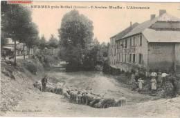 Carte Postale Ancienne De BIERMES - Francia