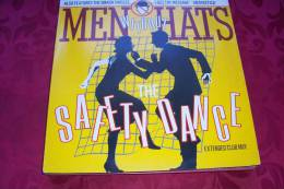 MEN WITHOUT HATS  °  THE SAFETY DANCE - 45 Rpm - Maxi-Singles