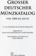 Großer Deutscher Münzkatalog 2012 Neu 35€ Deutschland Für Münzen Numis-Briefe Numisblatt New Coin ISBN 978-3-86646-075-1 - Literatur & Software