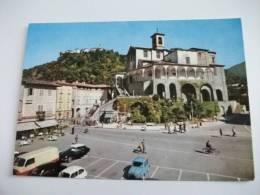 CAR AUTO CITROEN  FURGONE CICLISTA  Collegiata Di S. Gaudenzio  E Monte Sacro Varallo - PKW