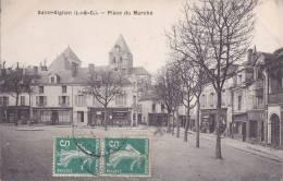¤¤  - SAINT-AIGNAN   -  Place Du Marché  -  Pharmacie Centrale  -  Quincaillerie   -  ¤¤ - Saint Aignan