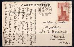 Carte Postale 1939  Chatenay-Malabri  Banlieu S.O. (f73) - Francia