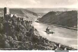GER146 - Burg Gutenfels Und Pfalz - Germania