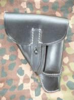Nouveau : Holster En Cuir Pour Pistolet WALTHER PPK 7,65 Mn - Armes Neutralisées
