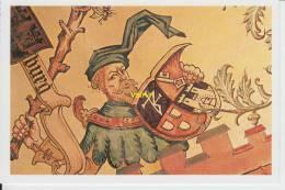 Haut-koenigsbourg    Portrait De Bodo Ebhardt Par L Schnug    Voute De La Salle Des Fetes - Alsace