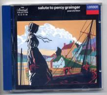 CD Salute To Percy Grainger / Pears, Britten, Shirley-Quirk, Bedford - Klassik