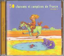 50 French Children Songs / Nursery Rhymes  Vol 2 - Children