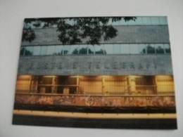 Poste E Telegrafi Palazzo Delle Poste Alessandria - Poste & Facteurs