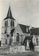 Sint-Martens-Lennik :  Kerk Van Sint Martinus  (  Groot Formaat ) - Belgique
