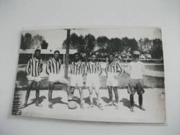 Fotografia  Campo Sportivo Orti Calciatori Militari 37° Fanteria Alessandria  1912 - Stades