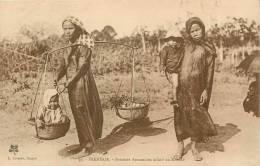 Réf : C -13-0234  : Tonkin Bienhoa Femmes Annamites - Vietnam