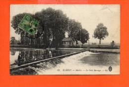 76 ELBEUF - MARTOT : Le Petit Barrage - Elbeuf