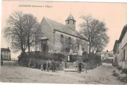 Carte Postale Ancienne De ALINCOURT - Other Municipalities