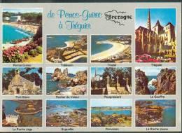 22- Série Couleurs De Bretagne : Les Circuits Touristiques De Perros Guirec à Tréguier - Perros-Guirec
