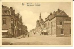NIEUPORT   RUE LONGUE    NIEUWPOORT   LANGESTRAAT - Nieuwpoort