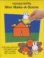 Nijntije - Miffy Playboard And Vinyl Figures - Cartoons