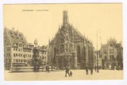 Nurnberg, Germany, 00-10s Frauenkirche - Nürnberg