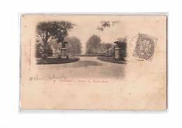 31 TOULOUSE Grand Rond, Entrée Du Jardin, Ed Labouche 29, 1902 - Toulouse