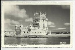 LISBOA , Torre De Belem , 1962 - Lisboa