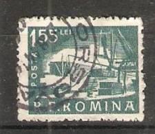 Romania 1960  EveryDay Life: Dock Scene  (o) - Oblitérés