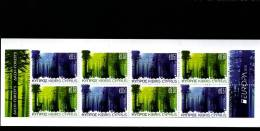 CYPRUS - 2011  EUROPA  BOOKLET  MINT NH - Cipro (Repubblica)