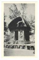 Mahabalipuram, Draupadi Ratha, Front View, India, 30-50s - India
