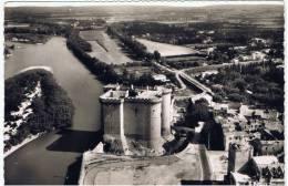 """France:13.bouches Du Rhone.tarascon.""""vue Aerinne Sur Le Chateau...."""" - Les-Baux-de-Provence"""