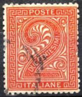 ITALIE         N° 13        OBLITERE - 1861-78 Vittorio Emanuele II