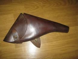 Tres Beau Holster étui Pour Revolver WEBLEY 455 R.W.STIBY 1917 Anglais Ww1 - Decorative Weapons