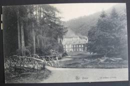 Yvoir, Le Château D'Yvoir - Circulée En 1909 - Edit. Nels 51/63 - 2 Scans - Yvoir