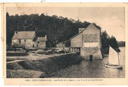 COTE D´EMERAUDE Les Bords De La Rance Le Moulin De MONTMARIN Neuve Pub  Leroux - France