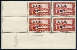ALGERIE TELEGRAPHE N°2**  GHARDAIA COIN DATE DU 14/01/1937 - Algérie (1924-1962)