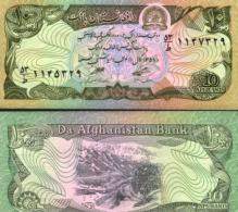 Afghanistan #55a, 10 Afghanis, SH1358 (1979), UNC / NEUF - Afghanistan