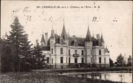 CHEMILLE / CHÂTEAU DE L'ECHO - Chemille