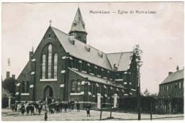 Mouscron, Moeskroen, Mont à Leux, L'Eglise (pk9913) - Mouscron - Moeskroen