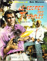 "Vernes / Forton - "" Le Secret Des 7 Temples "" / Bob Morane - Dargaud / ELF - ( 1978 ) . - Bücher, Zeitschriften, Comics"