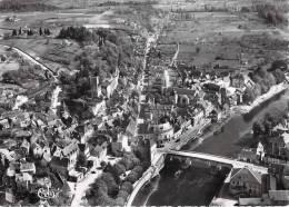 [24] Dordogne- MONTIGNAC Sur VEZERE - Vue Générale Aérienne  (près Lascaux ) (Cpsm Ed: Erel Cliché Lavaux)*PRIX FIXE - Autres Communes