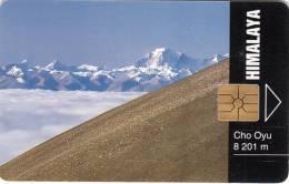 CZECH REPUBLIC - Himalaya/Cho Oyu - 8201 M, 04/95, Used - Mountains