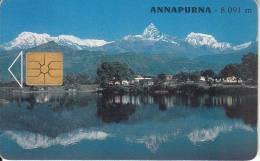 CZECH REPUBLIC - Himalaya/Annapurna - 8091 M, 11/95, Used - Mountains