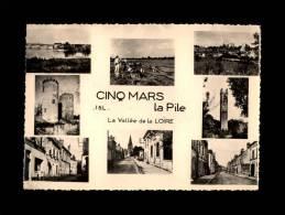 37 - CINQ-MARS-LA-PILE - Vue D'ensemble - France