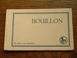 BOUILLON / Carnet 10 Kaarten ( Zie Foto´s Voor Details ) !! - Bouillon