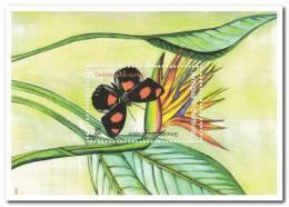 Antigua En Barbuda 2007 Postfris MNH Butterflies - Antigua En Barbuda (1981-...)