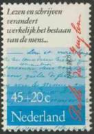 Nederland Netherlands Pays Bas 1978 Mi 1116 ** Letter By Belle De Zuylen (1740-1805) Dutch Writer /Schriftstellerin - Schrijvers
