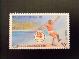WALLIS ET FUTUNA WALLIS Y FUTUNA 1995 SPORT TAHITTI 10º JEUX DU PACIFIQUE SUD Yvert & Tellier Nº 479 **MNH - Wallis Y Futuna