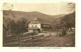 68 CPAcolonies De Vacances De Colmar Wasserbourg Villa Horst - Colmar