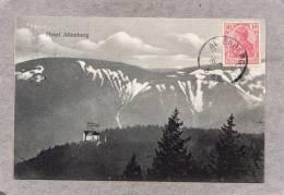 38085     Germania,  Hotel  Altenberg,  VG  1909 - Elsass