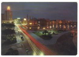 A2864 Bari - Cinema Teatro Margherita - Notturno / Viaggiata 1965 - Bari