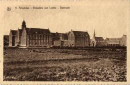 BELGIQUE - FLANDRE OCCIDENTALE - BEERNEM - H. Amandus - Broeder Van Liefde. - Beernem