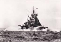SHIPPING - H.M.S. DUKE OF YORK - Warships